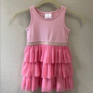 Hanna Andersson toddler girls dress - size 100